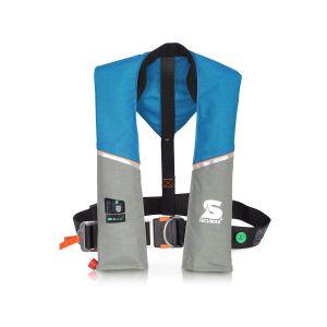 Automatikweste Rettungsweste Secumar Ultra 170 Harness für Erwachsene ab 50 Kg (Automatische Auslösung) 150N / SECUMAR