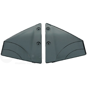 Universal Stabilisator Hydrofoil Trimmklappensatz ( 4-50PS ) / Allpa