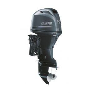 Yamaha F 60,0 PS EFI / 60PS Außenborder Bootsmotor